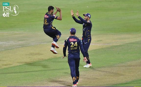 Usman, Khurram set Gladiators' second win of the season